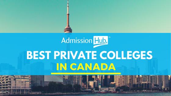Private Colleges in Canada