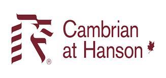 Cambrian at Hanson Canada